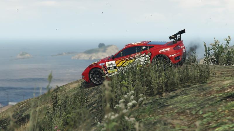 Massacro race car, Paleto Cove.